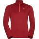 Odlo Harbin Midlayer Heren rood